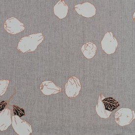Quinces - Ivory/Putty - Linen - £135 pm